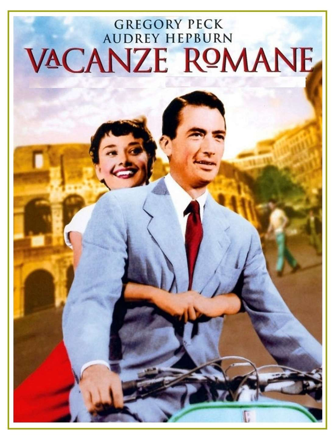 "FORMAT REALITY ""VACANZE ROMANE"""